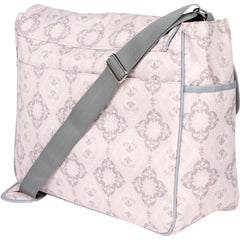 Super Tote in Majestic Pink
