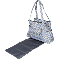 diaper bag tote changing pad