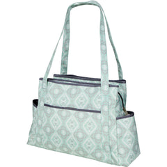 diaper bag tote back view
