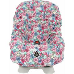 Toddler Seat Cover in Fruity Florals