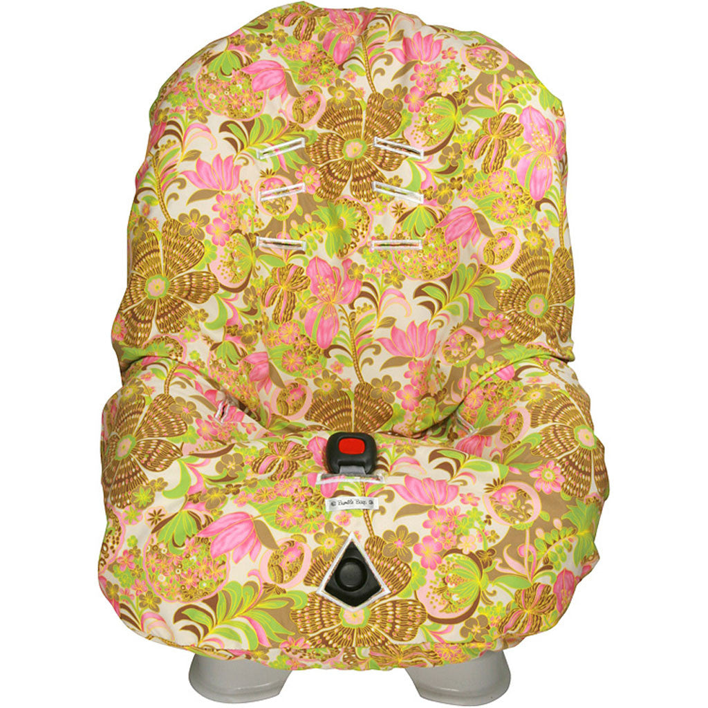 Toddler Seat Cover in Kiwi Delight