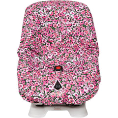 Toddler Seat Cover in Peony Paradise