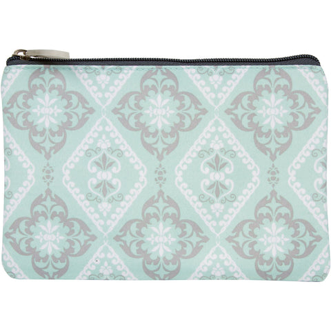 Multi-Use Zipper Bag in Majestic Mint