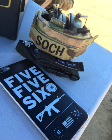 Five Five Six - Phone Cases