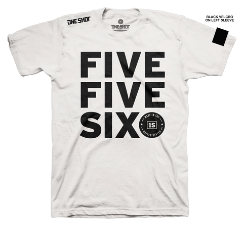 Five Five Six (with sleeve velcro)