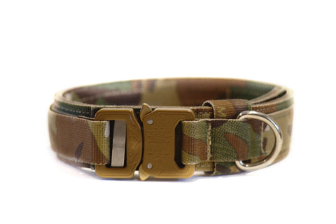 K9 - Cobra Buckle Dog Collar