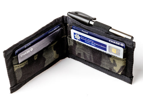 Cash Caddy - Bi-Fold Wallet