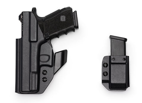 Everyday Carry Package - IWB Glock Holster / Mag Carrier Combo