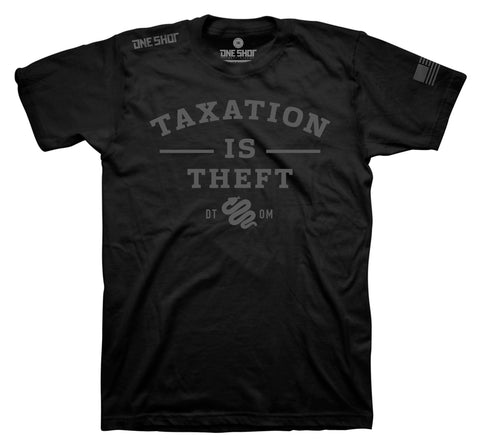 Taxation Is Theft - Standard Shirt