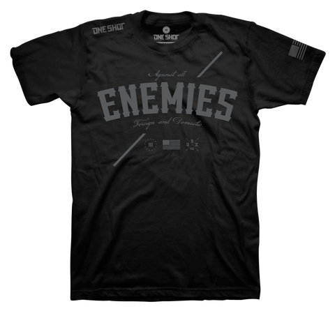 Enemies - Standard Shirt