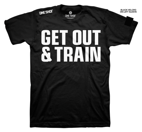 Get Out & Train (with sleeve velcro)