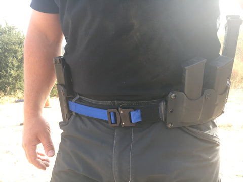 Thin Blue Line PewPew® Strap