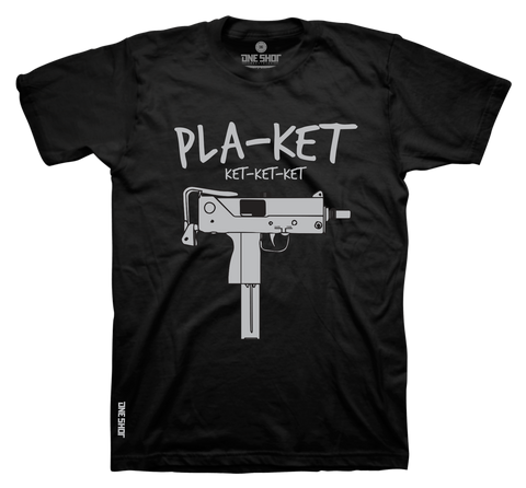 Pla-Ket-Ket-Ket-Ket (Limited Edition) T-shirt