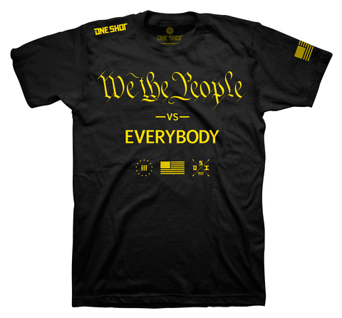 We The People Vs. Everybody - Standard Shirt