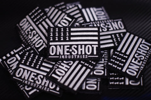 OSI OG Flag Patch
