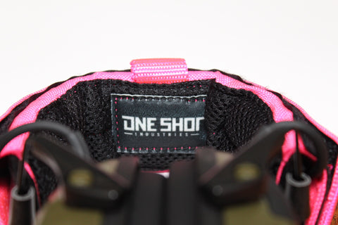 Pink Earpro Strap - Limited Edition