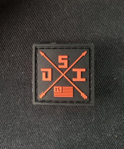 OSI X Logo Patch