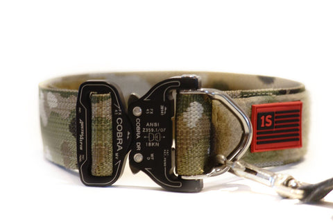 K9 - Heavy Duty D-Ring Dog Collar