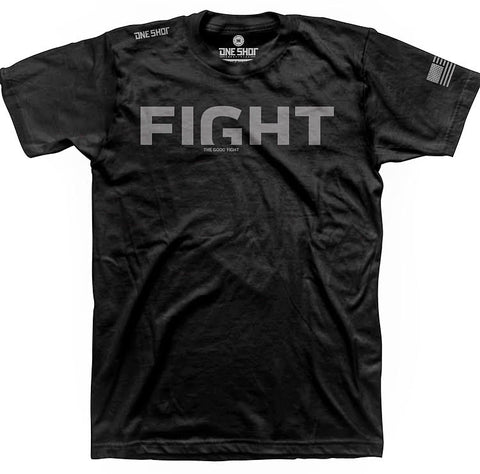 Fight The Good Fight - Standard Shirt
