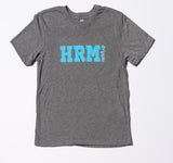 "Youth ""HRM #ripple"" T-shirt   (3 colours available)"