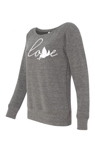 LOVE Sweatshirt **LIMITED SIZES**