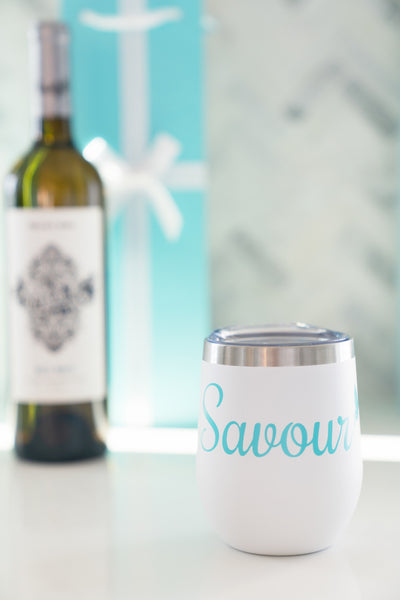 "Limited Edition ""Savour"" Beverage/Wine Cup"