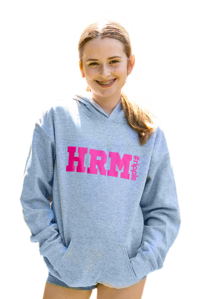 "Youth ""HRM #ripple"" Hoodie   (3 colours available)"