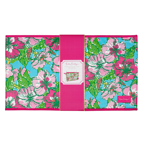 Lilly Pulitzer Storage Box - Large - Big Flirt