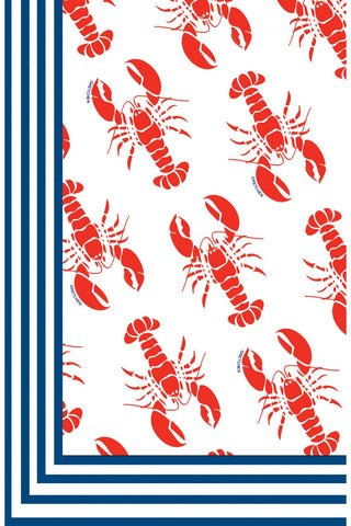 Lobster Scarf / Pareo