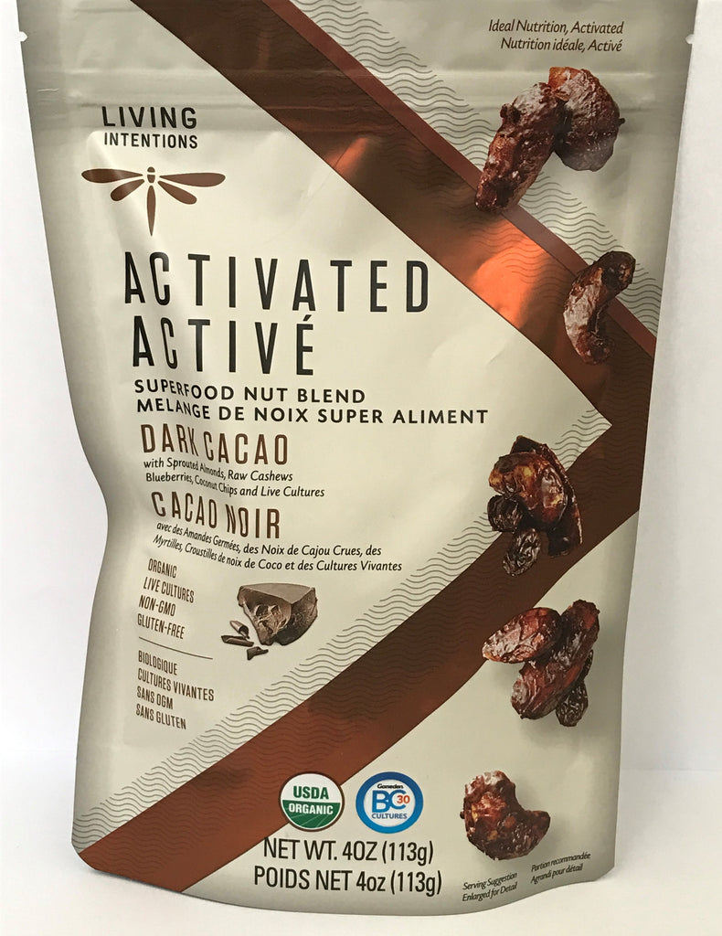 Living Intentions Superfood Nut Blend- Dark Cacao