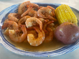 MRC 1lb Spicy Gulf Shrimp Boil