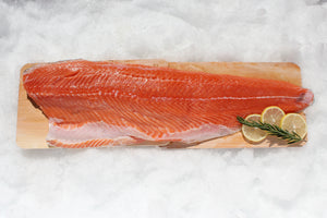 Atlantic Salmon Fillets - Katies Seafood Market