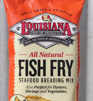 Louisiana Fish Fry All Natural - Katies Seafood Market