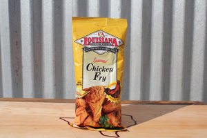 Louisiana Chicken Fry Seasoned - Katies Seafood Market