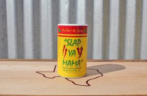 "Walker and Sons ""Slap Ya Mama"" Original Blend Cajun Seasoning - Katies Seafood Market"