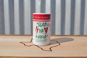 "Walker and Sons ""Slap Ya Mama"" Cajun Seasoning/White Pepper Blend"