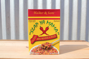 "Walker and Sons ""Slap Ya Mama"" Cajun Red Beans & Rice - Katies Seafood Market"