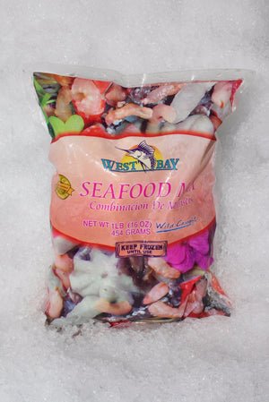 West Bay Seafood Mix