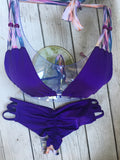 Elena Purple Mirage TOP