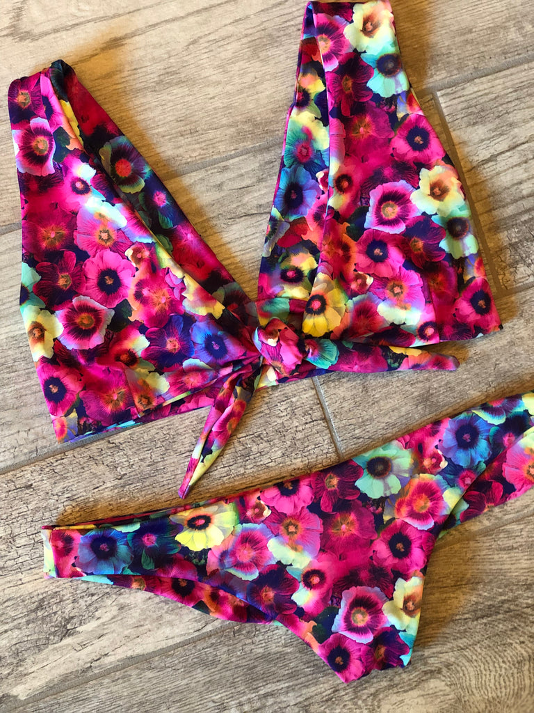 Flower Bali Bottoms