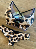 Bedrock Cheetah Reversible Bottom