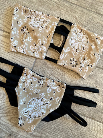 Bandana Reversible Bottom
