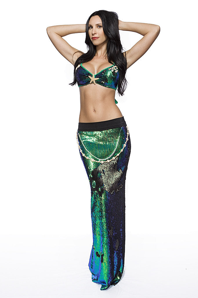 Ariel Mermaid Costume