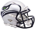 Mini Casco Riddell Speed AMP Seahawks