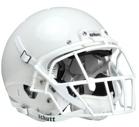 CASCO SCHUTT AIR Q10 VARSITY BARRA INCLUIDA