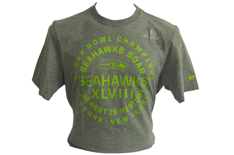 Playera Super Bowl Seattle Seahawks