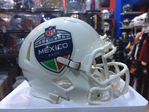 Mini Casco Riddell Speed - México Blanco
