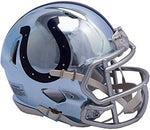 MINI CASCO SPEED CHROME INDIANAPOLIS COLTS RIDDELL