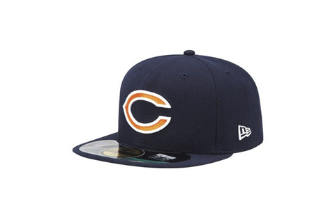 "Gorra NFL On Field 59 FIFTY - Chicago BEARS ""C"""