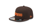 Gorra On Field 59 FIFTY - Cleveland BROWNS